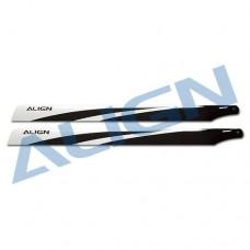600 Carbon Fiber Blades