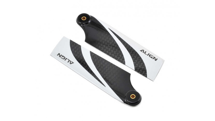 T-REX 85 Carbon Fiber Tail Blade HQ0850B by Align