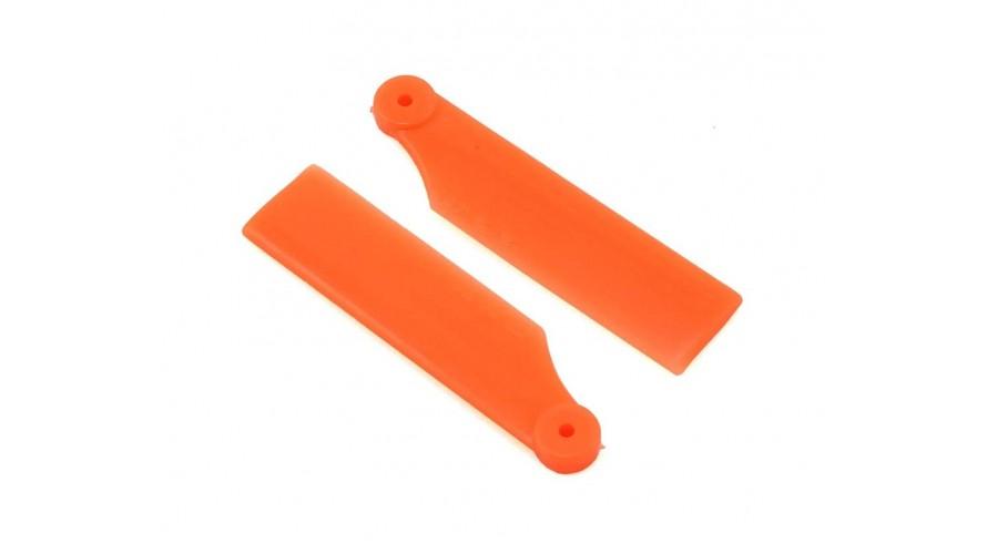 38mm Tail Blade Set Orange SP-OXY2-074 by Lynx Heli Innovation