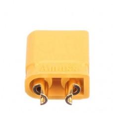 XT30 Male Connectors for Charging - ESC 5 Pieces