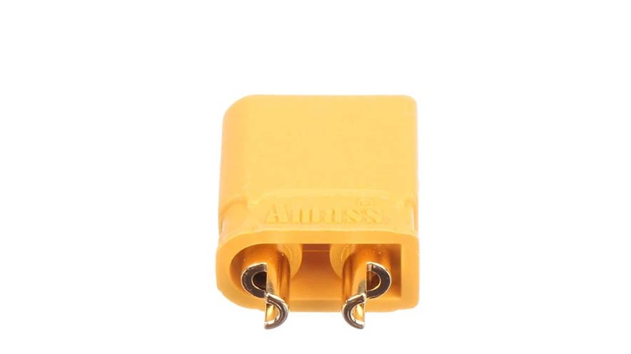 Amass XT30 Male Connectors for ESC 5 CT