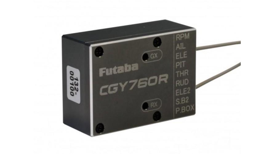 Futaba CGY760R Gyro 01102158-3