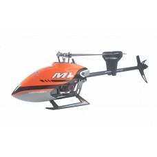 OMPHOBBY M1 RC Helicopter SFHSS Protocol - Orange