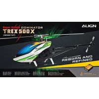 T-REX 500X Super Combo Belt