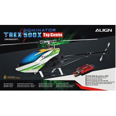 Align T-REX 500X Top Combo Belt