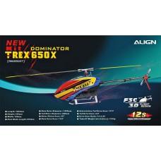 Align T-REX 650X Kit