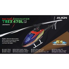 T-REX 470LP Super Combo Belt