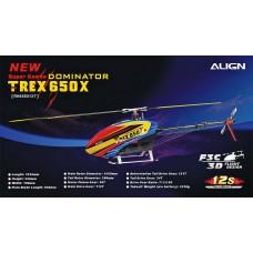 T-REX 650X Super Combo