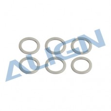 T-REX Feathering Shaft Bearing Washer 7.5x10x0.5mm