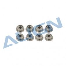 T-REX Bearing (F681XZZ) 1.5x4x5x2mm