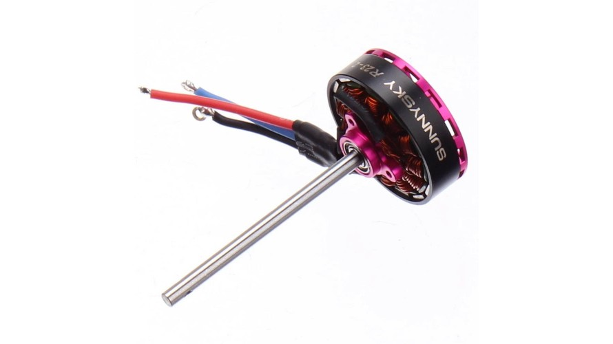 OMP M1 Main Motor - Purple by OMPHOBBY OSHM1027