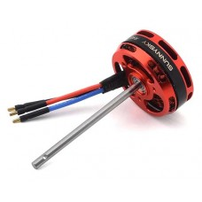 OMPHOBBY M2 Main Brushless Motor Orange