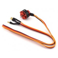 OMPHOBBY M2 R11-3 BL Tail Motor Charm Orange