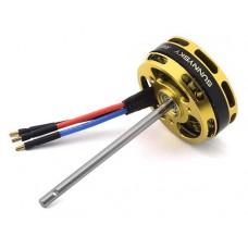 OMPHOBBY M2 Main Brushless Motor Yellow