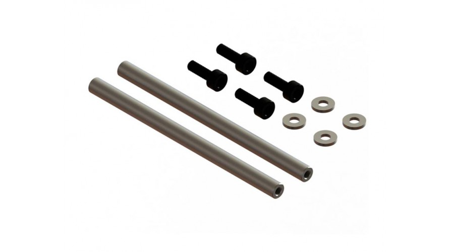 OXY2 Spindle Shaft OXY2-008 by LYNX Heli Innovations