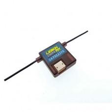 Lemon Rx Satellite DSMP Receiver with Diversity Antenna DSMX Compatible
