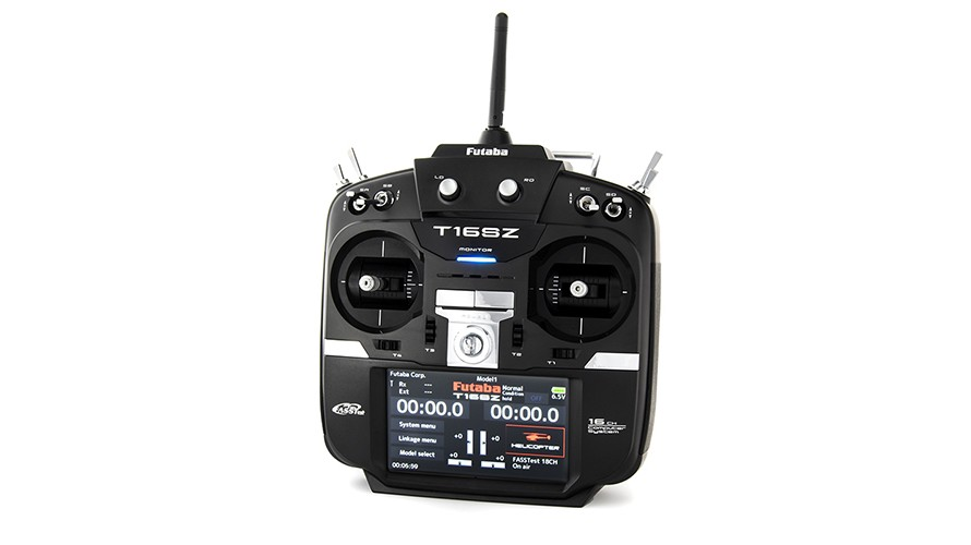 16SZ Transmitter Helicopter