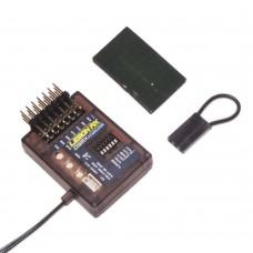 Rx Stabilizer 7 Channel Lemon DSMP Diversity Antenna DSMX Compatible End Pin