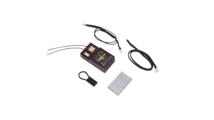 Rx DSMP 7 Channel Lemon Full-Range Telemetry Vario & Altitude - Energy Meter Optional LM0052U