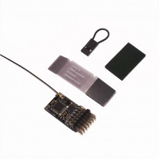 RX 6 Channel Full Range Lemon Receiver with Diversity Antenna DSMX DSM2 Compatible