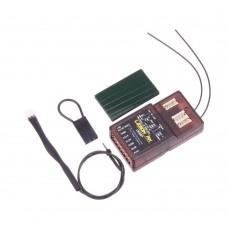 Rx 7 Channel Full-Range Lemon Telemetry Receiver DSMP DSMX Compatible (Energy Meter Optional)