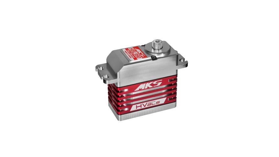 HBL990 MKS Brushless High Speed Digital Tail Servo (High Voltage) MKS-HBL990