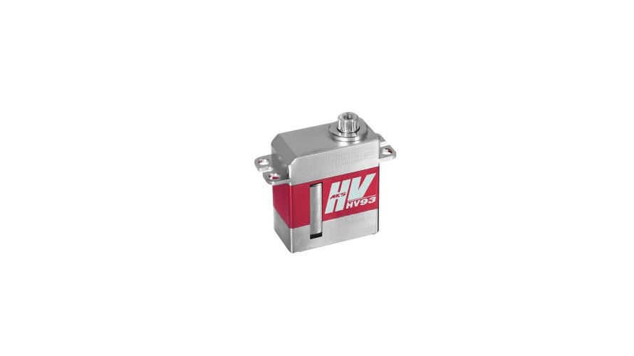 HV93 MKS Brushless High Speed Digital Cyclic Servo (High Voltage) MKS-HV93