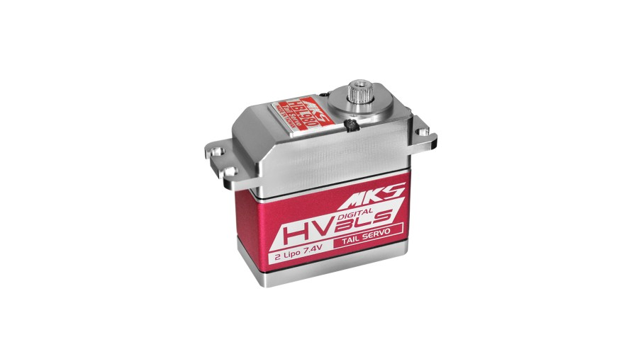 HBL980 MKS Brushless High Speed Digital Tail Servo (High Voltage) MKS-HBL980