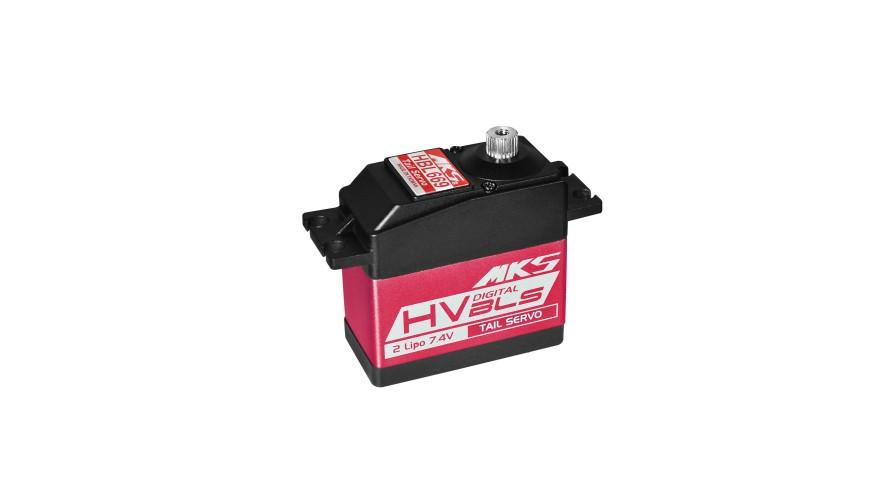 HBL669 MKS Brushless High Speed Digital Tail Servo (High Voltage) MKS-HBL669