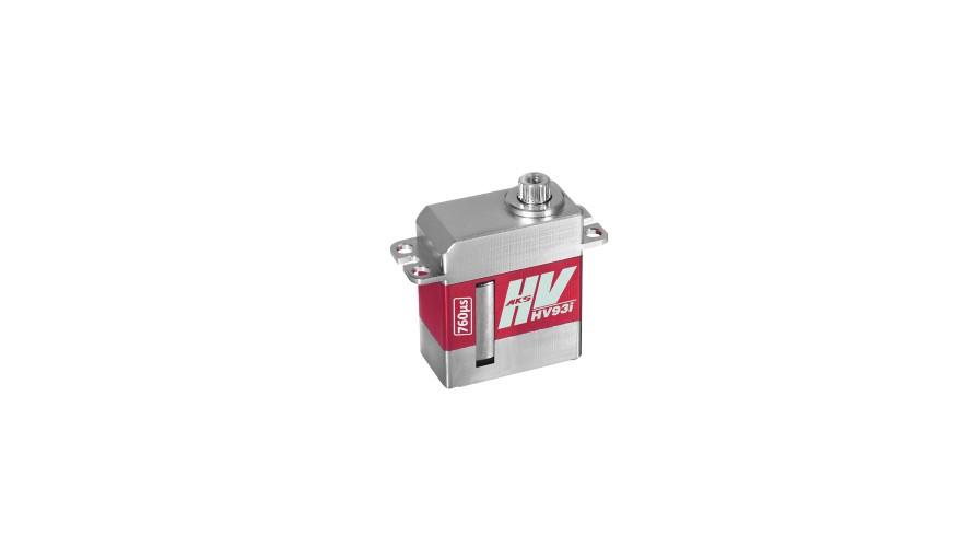 HV93i MKS Brushless High Speed Digital Tail Servo (High Voltage) MKS-HV93i