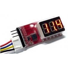 Digital AOK Battery Meter