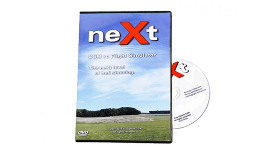 Next RC Flight Simulator NEXT161002