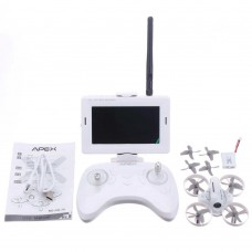 FPV101 RC Drone Combo w/Monitor by First Step